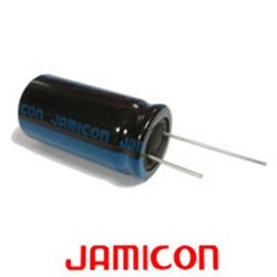 CONDENSATEUR JAMICON 16V 47MF 2,54