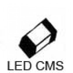 LED CMS ORANGE SOT23    MSM-30573T