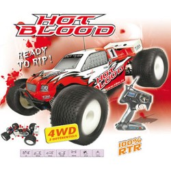 HOT BLOOD TRIANGLE AV INF T2M