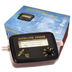 POINTEUR PARABOLE ANTENNE SATELLITE