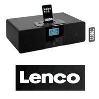 LENCO - DOCKS POUR IPOD & IPHONE