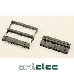 ANTELEC HE10 FEM 40P ANTI-TRACTION 2,54