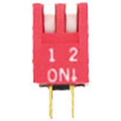 INTER DIP SWITCH PIANO APEM 2 CONTACTS