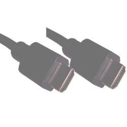 CORDON HDMI 1.4 HIGH SPEED ETHERNET 1m