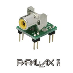 PARALLAX 28050 INTERFACE RCA