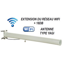 TP-LINK ANTENNE WIFI DIRECTIVE EXT 18DB