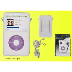 iPOD VIDEO HOUSSE PROTECTION SILICONE