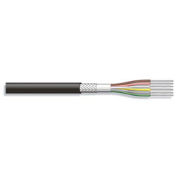 100M CABLE BLINDE 6 x 0,25 mm²  Ø 5,8mm