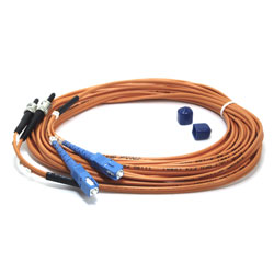 CORDON FIBRE OPTIQUE ST-SC 3mm 5M