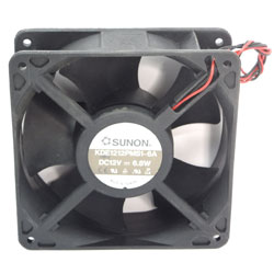VENTILATEUR 12Vdc-6,8W > 120x120x38mm