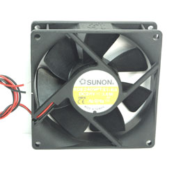 VENTILATEUR 24Vdc-1,6W > 90x90x25mm