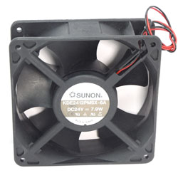VENTILATEUR 24Vdc-7,9W > 120x120x38mm