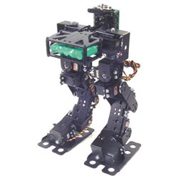 LYNXMOTION BPS-NS KIT ROBOT BIPED SCOUT