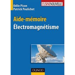 DUNOD AIDE MEMOIRE ELECTROMAGNETISME
