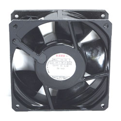 VENTILATEUR METAL 120x120x38mm 12V 6.5W