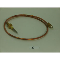 THERMOCOUPLE - BRULEUR - 4 COURONNES