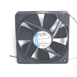 VENTILATEUR 12Vdc-270mA 120x120x25mm