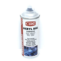 ACRYL RAL BRILLANT  AEROSOL DE 400ml