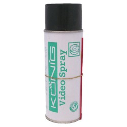 VIDEO SPRAY TETES VIDEO/AUDIO 400ml