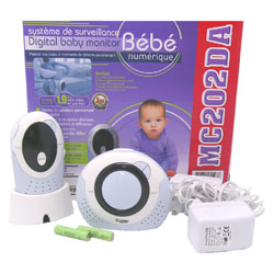 SYSTEME SURVEILLANCE BEBE >> OCCASION <<