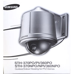 COFFRET DOME INDOOR POUR CAMERA SAMSUNG