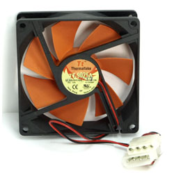 VENTILATEUR 12Vdc/130mA 92x92x25mm