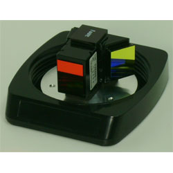 THE OPTICAL COLOR SEPARATION FUJINON