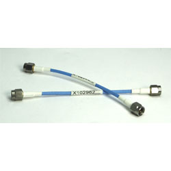 CORDON HF SMA MALE-MALE 10cm LOT 2P