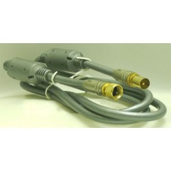 CORDON COAXIAL PRO M 9,52mm/F MALE 1,50M