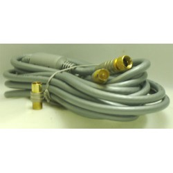 CORDON COAXIAL PRO M 9,52mm/F MALE-- 5 M