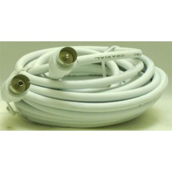 CORDON COAXIAL MALE/FEM. 9,52mm/5 M