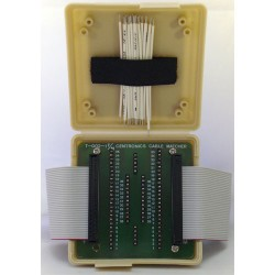 CABLE MATCHER CENTRONICS 36pts MALE/FEM