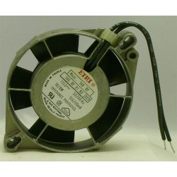 VENTILATEUR 115V 10W DIAM:80X25mm  METAL