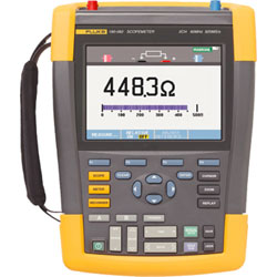 FLUKE 190-062 OSCILLOSCOPE PORTABLE