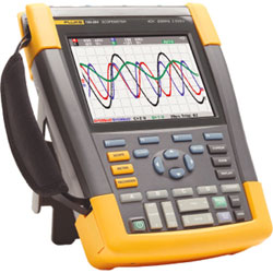 FLUKE 190-204 OSCILLOSCOPE PORTABLE