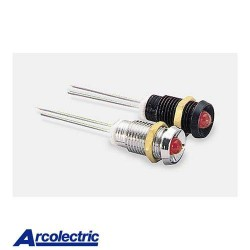 ARCOLECTRIC A1047 SUPPORT LED  Ø3 NOIR