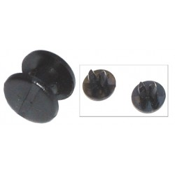 RIVETS PLASTIQUE CLIPSABLES