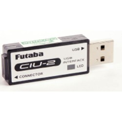 FUTABA INTERFACE PROGRAMMATION USB CIU-2