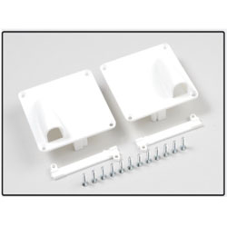 GF-2176-001 SUPPORT SERVO D'AILE 1 PAIRE