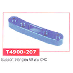 T4900-207 SUPPORT TRIANGLES AR ALU CNC