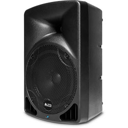 "ENCEINTE AMPLIFIEE ALTO 8"" - 140 WATTS"