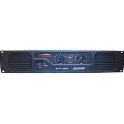BETA THREE UA2000 AMPLIFICATEUR 2x1000W