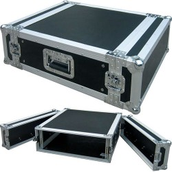 JB SYSTEMS 4U FLIGHT CASE
