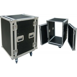 JB SYSTEMS FLIGHT CASE 16U