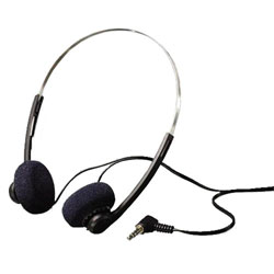 CASQUE AUDIO 0.1W CORDON 5 METRES