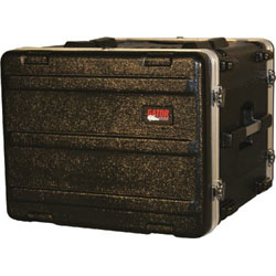 GATOR GR8L FLIGHT CASE RACK 8U
