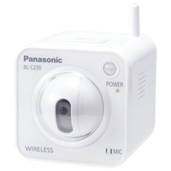 PANASONIC CAMERA INT. IR WIFI BLC-230