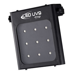 JB SYSTEMS LED-UV9 PROJECTEUR UV