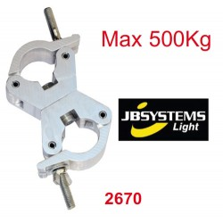 JB SYSTEMS CROCHET SWIVEL COUPLER 502