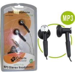 CASQUE STEREO JACK 2.5MM